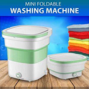mini portable folding washing-machine-1